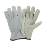 West Chester 993K Select Grain Cowhide Palm Split Back Driver Gloves