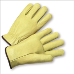 West Chester 994 Select Grain Pigskin Leather Driver Gloves