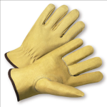 West Chester 994K Select Grain Pigskin Leather Driver Gloves