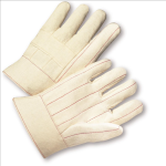 West Chester B03SI Extra Heavy Weight Cotton Hot Mill Gloves