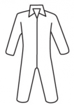 West Chester C3800 PosiM3 - Basic Coverall