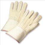 West Chester G81SNI Nap in Quilted Cotton Blend Double-Palm Gloves