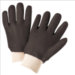 West Chester J1007RF Rough PVC Jersey Lined Gloves