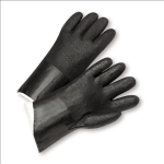 West Chester J212 Standard Acid Grip PVC Jersey Lined Gloves