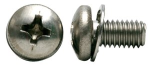 Phillips Internal Washer Steel Zinc Plated Pan Head Sem Screws