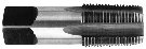 NPT Pipe Tap, High Speed Steel Made in USA