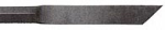 "Relton MC-15MX SDS-Max Mortar Chisel 1-1/8 x 15"" Overall Length"