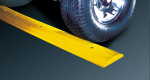 Checkers SB4S 4 Ft Standard Speed Bump, Yellow (No Hardware)