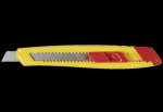 Starrett Small Plastic Slide Locking Utility Knife, Break Away Blade
