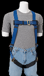 Gemtor VP101 Full-Body Harness with Pass-Thru Buckles