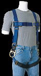Gemtor VP102 Full-Body Harness with Hip D-Rings