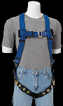 Gemtor VP103  Full-Body Harness with Tongue Buckles