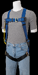 Gemtor VP101-2 Harness with Attached Energy Absorbing Lanyard 3 Ft