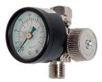 "ATD 6753 1/4"" Air Regulator with Control Gauge"