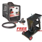 ATD 3130C 130 Amp Mig/Flux Core Welder with a FREE MIG Welding Cart