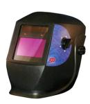 ATD 3718 Solar Auto-Darkening Welding Helmet with XL View Len