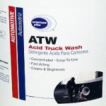 "ACS 4715 ""ATW"" Acid Truck Wash (1 Case / 4 Gallons)"