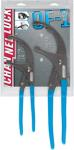 Channellock OF1 2 Piece Oil Filter Pliers Set