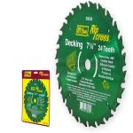 Ivy Classic Ripcross Decking Blade