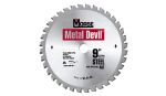 "7-1/2""- 68T: MK Morse Metal Devil® Circular Saw Blades: Arbor- 30mm"