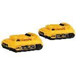 Dewalt DCB203-2 20V MAX* Compact XR Lithium Ion 2-Pack