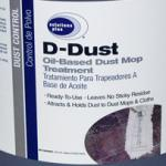 ACS 9510 D-Dust Oil Based Dust Mop Treatment (1 Case / 4 Gallons)