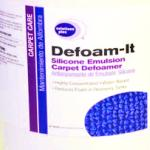 "ACS 6310 ""Defoam-It"" Silicone Emulsion Carpet Defoamer (1 Case / 4 Gallons)"