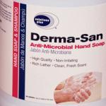 """ACS 9523 """"Derma-San"""" Anti-Microbial Hand Soap (1  Gallon)"""