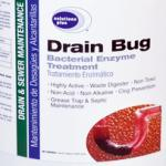 "ACS 7010 ""Drain Bug"" Bacterial Enzyme Treatment (1 Case / 4 Gallons)"