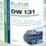 Focus DW 131 Dishwashing Liquid (1 Case / 4 Gallons)
