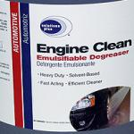 "ACS 4760 ""Engine Clean"" Emulsifiable Degreaser (1 Case / 4 Gallons)"