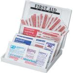 33-Piece All-Purpose First Aid Kit, Plastic