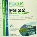 Focus FS 22 Floor Stripper (1 Case / 4 Gallons)