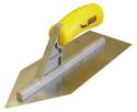 "Gator 12"" x 2"" Pointed 60 Degrees Carbon Steel Hand Trowel"