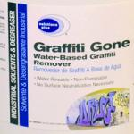 "ACS 0570 ""Graffiti Gone"" Liquid Graffiti Remover (1 Case / 4 Gallons)"