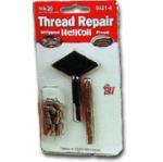 "Heli-Coil R5528-4 Thread Repair Kit - (NF) Fractional 1/4-28 x .375, Drill Size 17/64"""