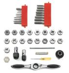 GearWrench 3886 40 pc. GearWrench® Tap and Die Set - Metric