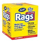 Kimberly Clark 75260 Rags In A Box - (200 Count)