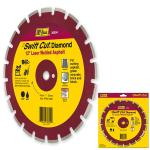 "Ivy Classic 38004 12"" Asphalt Laser Welded Diamond Saw Blade Swift Cut™"