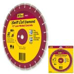 "Ivy Classic 38002 12"" Concrete Laser Welded Diamond Saw Blade Swift Cut™"
