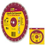 "Ivy Classic 38000 12"" Massonry Laser Welded Diamond Saw Blade Swift Cut™"