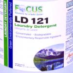 Focus LD 121 Laundry Detergent (1 Case / 4 Gallons)