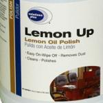 "ACS 9302 ""Lemon Up"" Lemon Oil Polish (1 Case / 12 Quarts)"