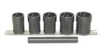 "LTI 4400 5 pc. Twist Socket Set, 3/4"" to 1"""