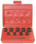 "LTI 4501 9 pc. 3/8"" Dr. Twist Socket Fastener Removal System"