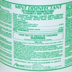 ACS 5160 Mint Disinfectant Detergent/Disinfectant
