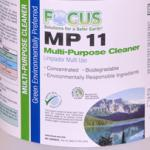 Focus MP 11 Multi-Purpose Cleaner (1 Case / 4 Gallons)