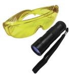Mastercool 53512-UV Mini UV Flashlight