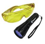 MasterCool 53517-UV Compact UV Flashlight