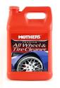 Mothers Wax & Polish Foaming Wheel & Tire Cleaner- 1 Gallon